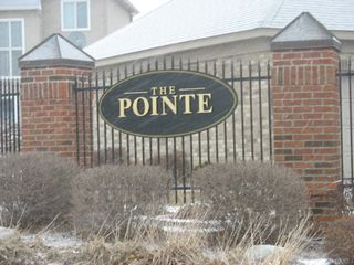 Pointe sign
