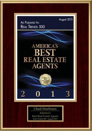 RealTrends500 2013 Award